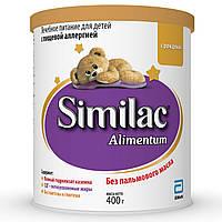 Детская лечебная смесь Симилак Алиментум при пищевой аллергии с рождения