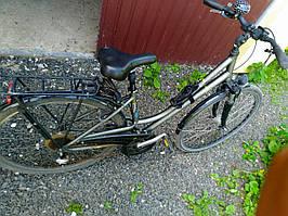 Велосипед б/у Kalkhoff 8 скоростей