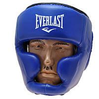 Шлем EVERLAST закрытый тренировочный для бокса