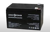 Аккумулятор свинцовый Logicpower 12V - 12 Ah LPM 12120