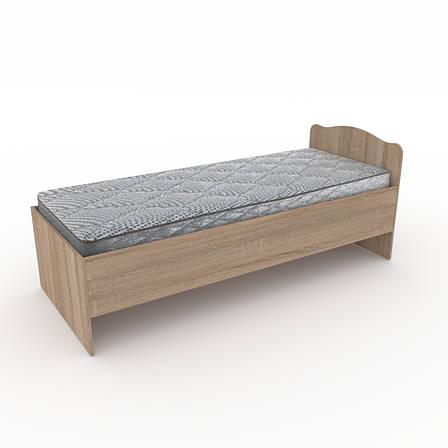 Кровать-80 Односпальная Компанит, фото 2