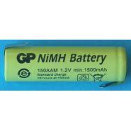 Аккумулятор промышленный GP R6 AA 1500mAh 150AAM-B