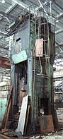 Пресс кривошипный усилием 800 тонн, Erfurt, моdel PKZe 800