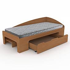 Кровать-90+1 Односпальная Компанит, фото 2