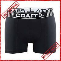 Шорты мужские Craft Greatness Bike Boxer черные 1905035-9900