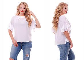 Блуза женская Анастасия 54, фото 3