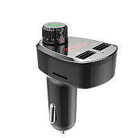 Автомобильный FM трансмиттер модулятор G13 Bluetooth