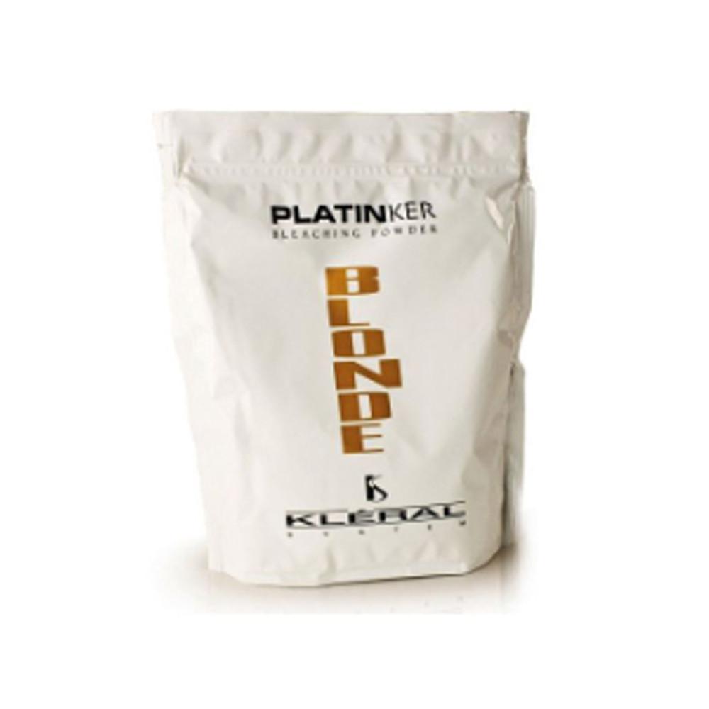 Пудра для волос осветляющая Kleral System Bleaching Blonde Platinker Powder 450 гр