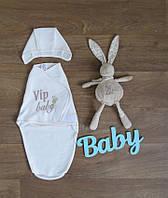 Пеленки детские,теплая пеленка кокон с чепчиком для новорожденных,одежда для новорожденных,начес