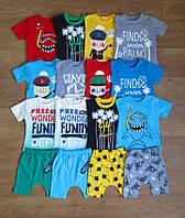 Футболка с шортами для малышей Турция,интернет магазин,детская одежда Турция,хлопок