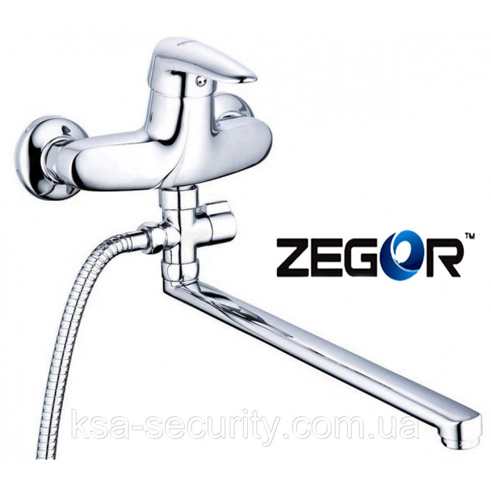 Смеситель для ванны ZEGOR ECT-А270 (Зегор)