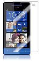 Захисна плівка для HTC Windows Phone 8S A620e, New Top, Глянцевий /накладка/наклейка /штс