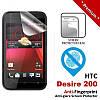 Защитная пленка для HTC DESIRE 200, матовая /накладка/наклейка /штс
