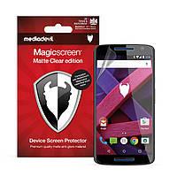 Защитная пленка для Motorola MOTO X, матовая /накладка/наклейка /моторола