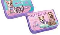 """Пенал без наполнения """"Best friend"""" KIDIS"""