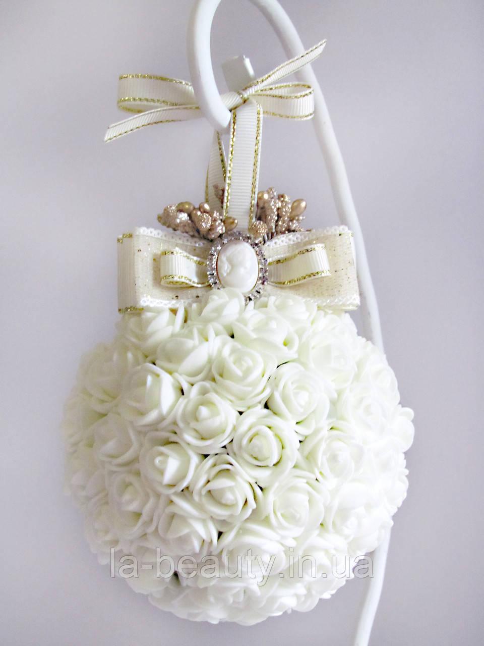 Декор для интерьера или свадьбы в стиле шебби-шик айвори Luxury Ivory