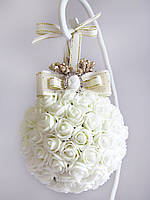 Декор для интерьера или свадьбы в стиле шебби-шик айвори Luxury Ivory, фото 1