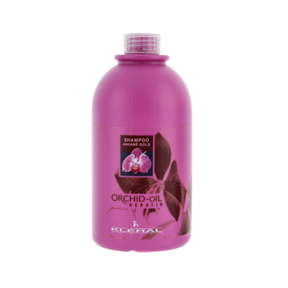 Шампунь для волос увлажняющий Kleral System Selenium Havane Gold Shampoo 1000 мл