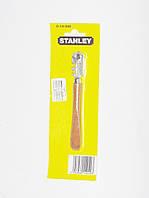 Стеклорез STANLEY роликовый с деревянной ручкой. 0-14-040