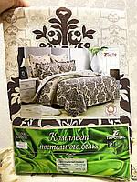 Двухспальный комплект постельного белья 100%хлопок