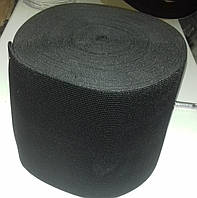 Резинка черная 15 см (25 ярдов)