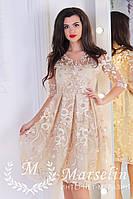 Женское платье нарядное обворожительное