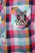 Рубашка женская Ангелина разноцвет  58, фото 2