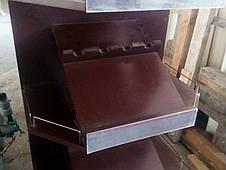 Стеллаж деревянный для вина, винный шкаф 180*60*42 см б/у, фото 2