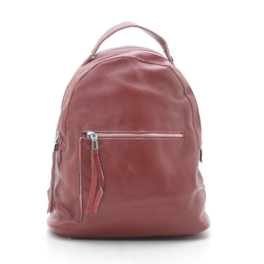 7db9b02885e8 Рюкзак женский. Сумка-ранец из натуральной кожи. Разные цвета -