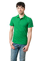 Футболка Поло Эгоист 7022 - зеленый трава: S M L XL 3XL