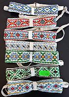 Бабочка-галстук   вышивка   крестиком