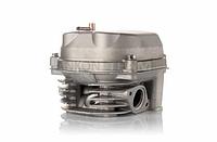 Головка цилиндра 4T GY6-150cc в сборе с крышкой LIPAI