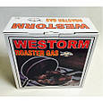 Сковорода гриль-газ с мраморным покрытием WESTORM ROASTER GAS, фото 3