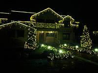 Светодиодные гирлянды,LED продукция,новогодние гирлянды