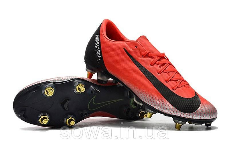 9e2821cb ✓ Футбольные бутсы Nike Mercurial Vapor XII PRO SG