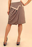 Стильная юбка с запахом 42-48 р