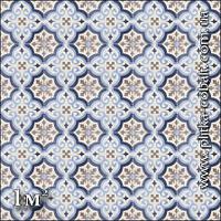 Плитка в марокканском стиле ручной работы MOROCCAN P41OD