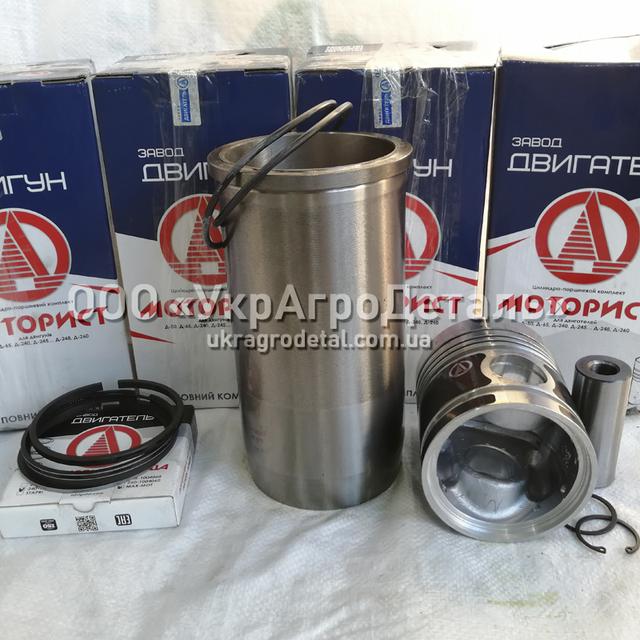 Поршневая ЮМЗ Д-65, МТЗ Д-240   Завод Двигатель