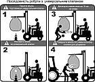 "Рукав РК-1 клапана дозатора ""ГАРПУН"" для разгрузки Биг Бегов, фото 6"