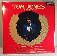 CD диск Tom Jones - 13 Smash Hits