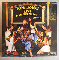 CD диск Tom Jones - Live At caesar's Palace