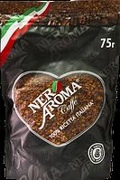 Кава розчинна Nero Aroma 75 г