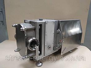 Кулачковый насос НМ (6м3/час) 3-х лепестковый ротор