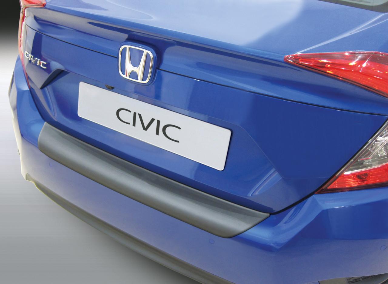rbp343 Honda Civic X 4dr sedan 2017+ rear bumper protector
