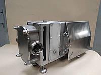 Роторный насос НМ-01 (8м3/час) 3-х лепестковый ротор