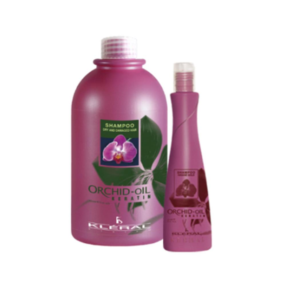 Шампунь для сухих и поврежденных волос Kleral System Selenium Dry Damaged Hair Shampoo 1000 мл