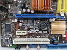 Материнська плата ASUS P5KPL-AM/SE +E6550 S775/QUAD G31, фото 2