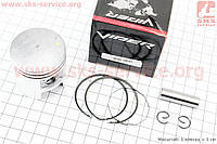 Поршень, кольца, палец к-кт Suzuki AD65/LETS 44мм STD (палец 10мм)