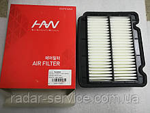 Фильтр воздушный Авео, HS01-DW002, 96536696, 42386928