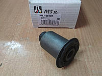 "Сайлентблок переднего рычага передний FIAT DOBLO 1.2-1.9 JTD 2001>; ""RTS"" 017-00187 - производства Испании, фото 1"